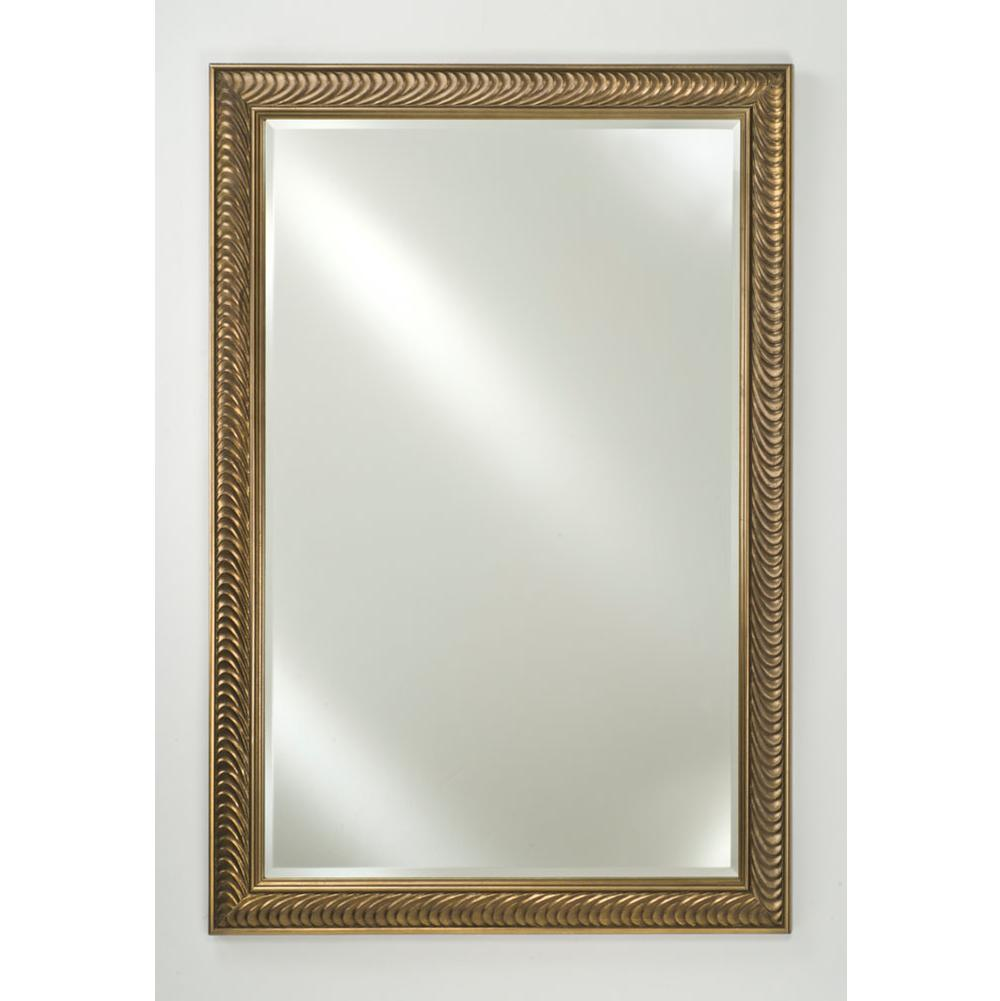 Afina Corporation Rectangle Mirrors item FM2436VERPWB