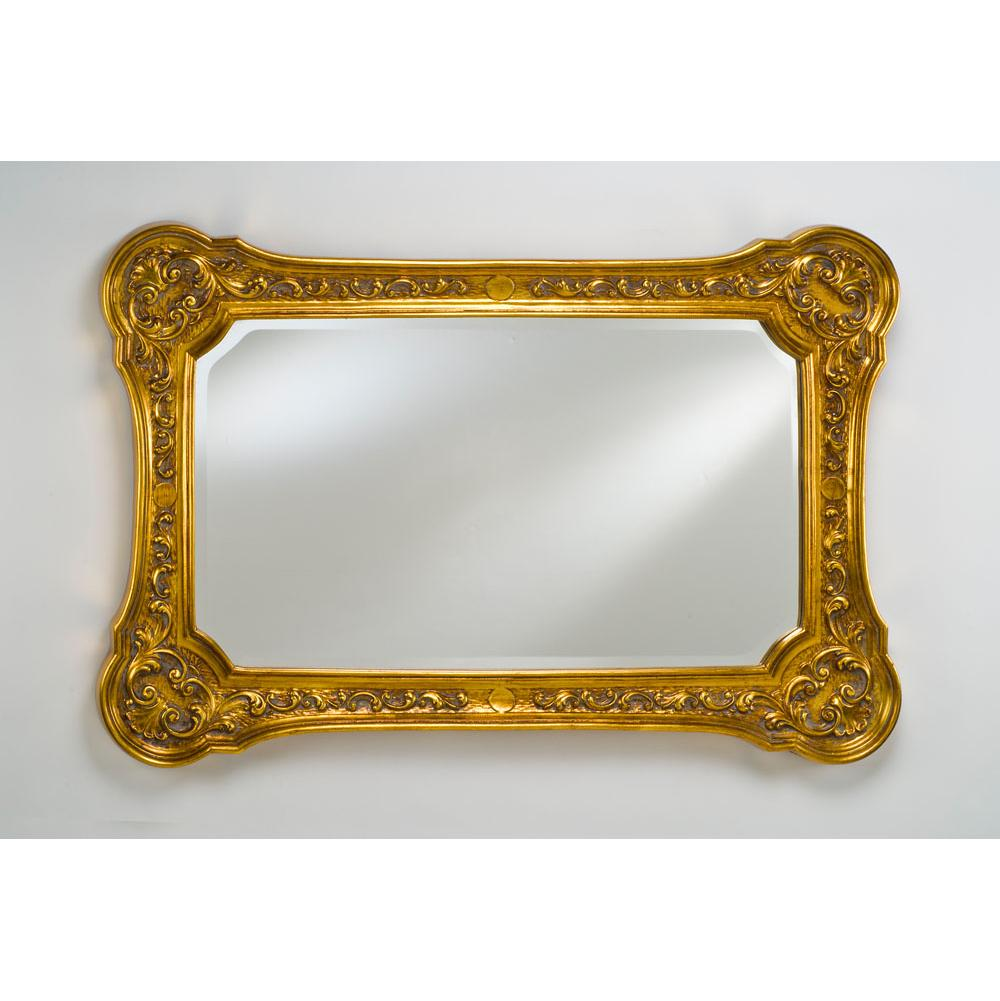 Afina Corporation Rectangle Mirrors item TT-114-GD