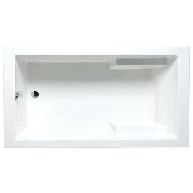 Americh Drop In Soaking Tubs item NA6638L-WH
