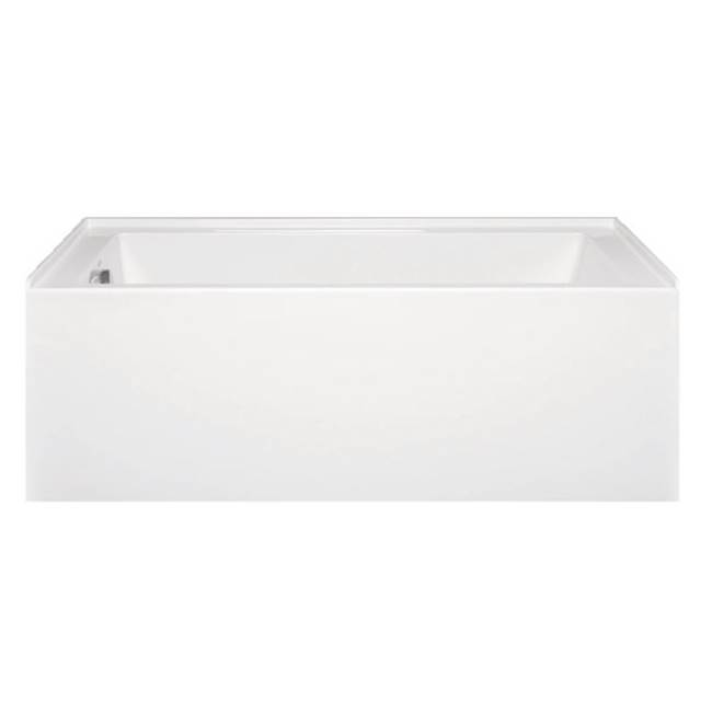 Americh Three Wall Alcove Soaking Tubs item TO7236BL-WH