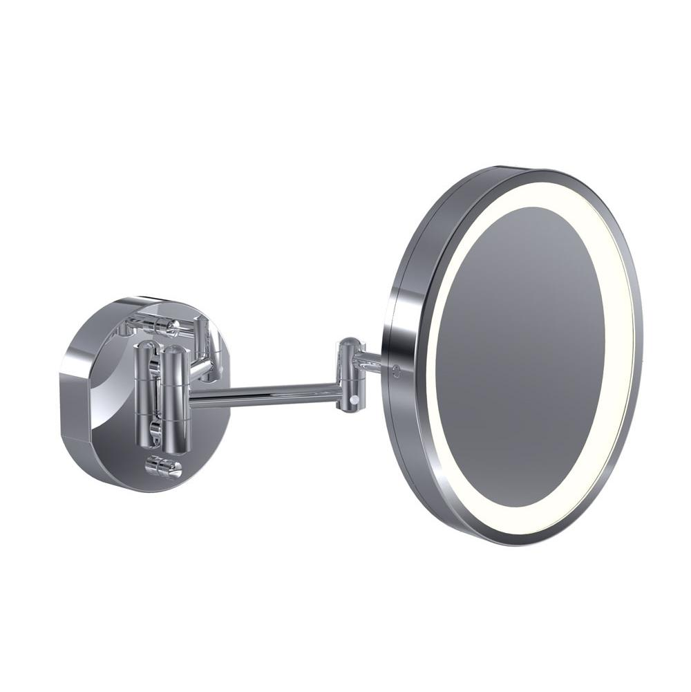 Baci Remcraft Magnifying Mirrors Bathroom Accessories item BJR-10-PN