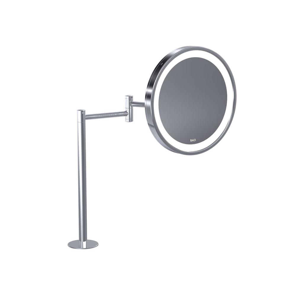 Baci Remcraft Magnifying Mirrors Bathroom Accessories item BSR-319-BRS