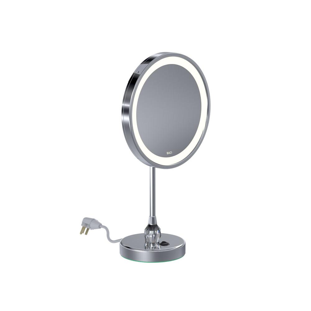 Baci Remcraft Magnifying Mirrors Bathroom Accessories item BSR-327-CHR