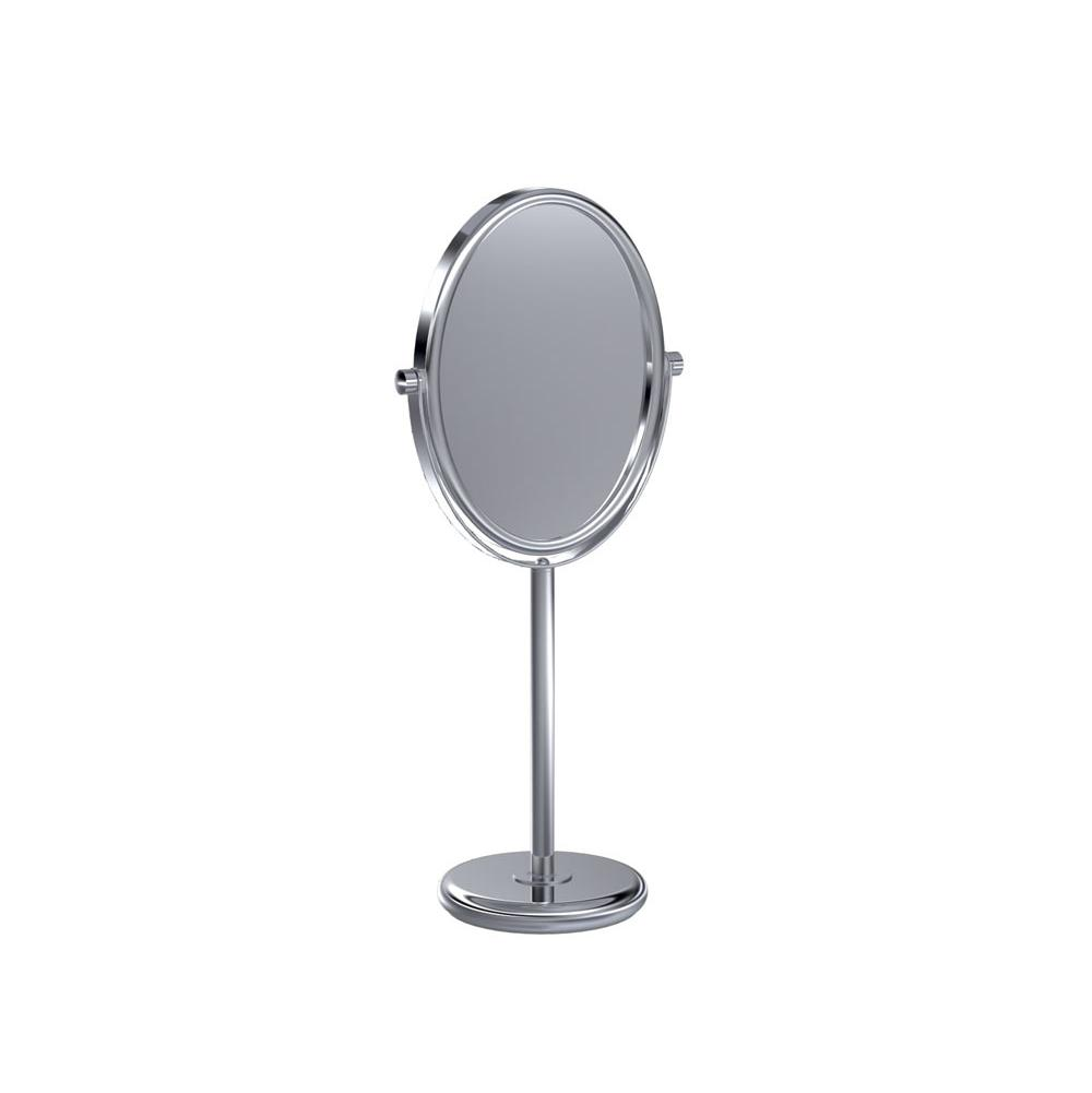 Baci Mirrors Magnifying Mirrors Bathroom Accessories item M14-BNZ
