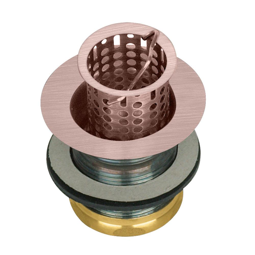 AN   Drain   2u0027u0027 Jr Basket Strainer W/ Nuts And Washers