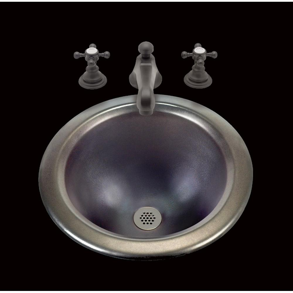 Bates And Bates Undermount Bathroom Sinks item P1313.U.LN