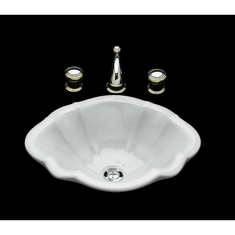 Bates And Bates Drop In Bathroom Sinks item P1418.D2.CB