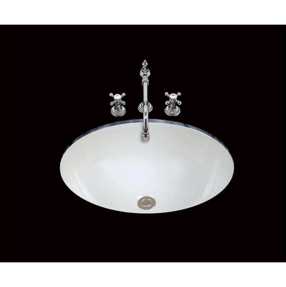 Bates And Bates Undermount Bathroom Sinks item P1618.U2.TL