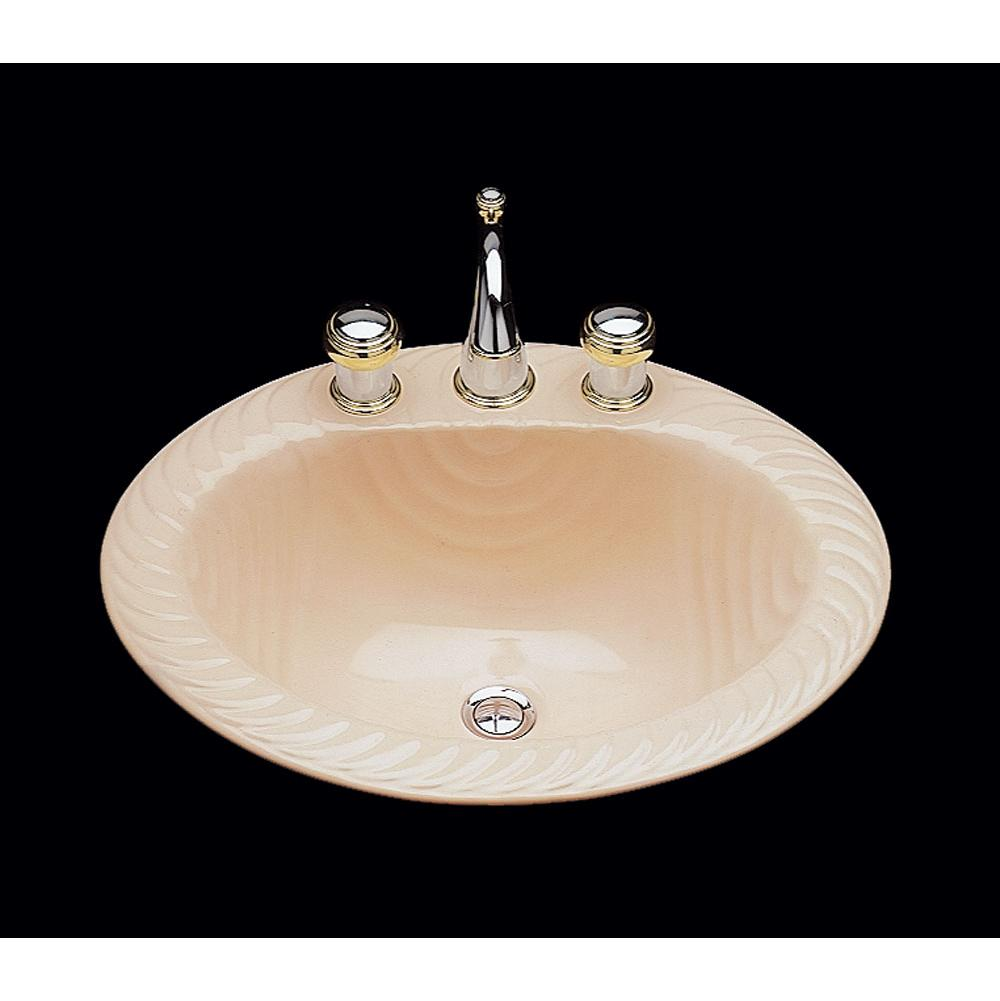 Bates And Bates Drop In Bathroom Sinks item P1821.D.VE