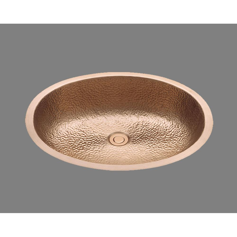 Bates And Bates Undermount Bathroom Sinks item B1417H.AB