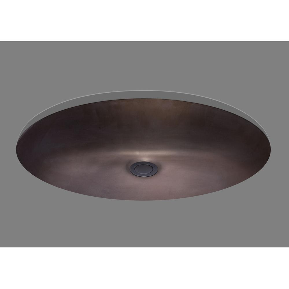 Bates And Bates Undermount Bathroom Sinks item Z1317P.ZP