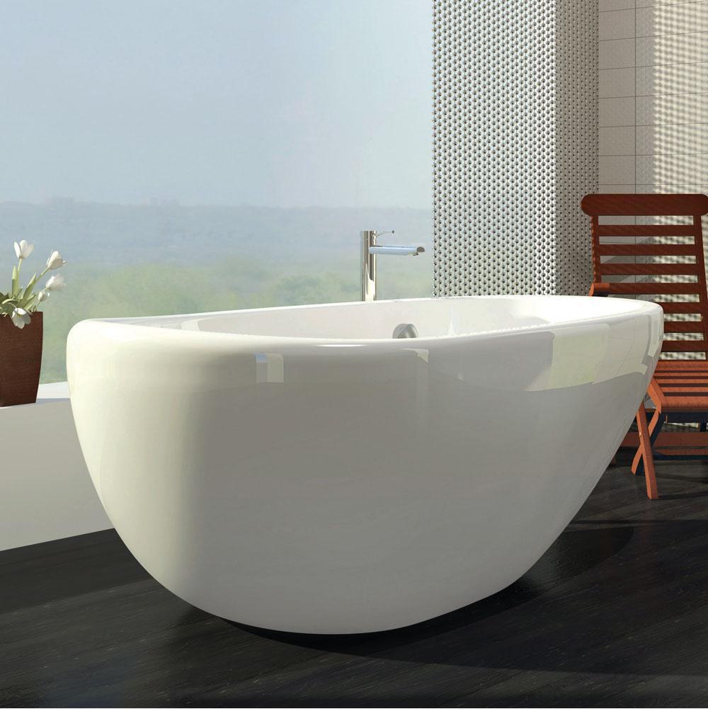 Bain Ultra Tubs Air Bathtubs | Faucets N\' Fixtures - Orange and ...