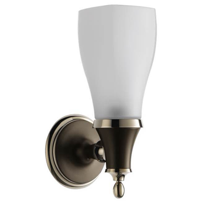 Brizo One Light Vanity Bathroom Lights item 697085-PNCO