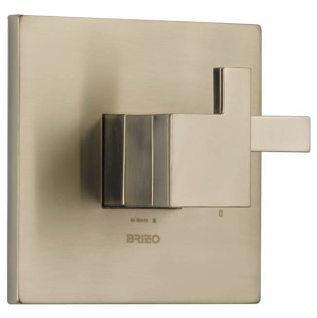 Brizo Thermostatic Valve Trim Shower Faucet Trims item T60080-BN