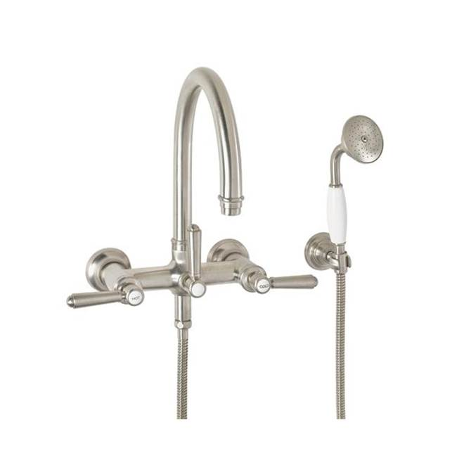 California Faucets Wall Mount Tub Fillers item 1306-42.18-ORB