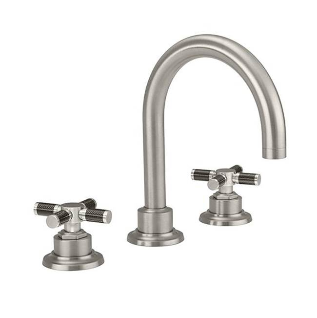 California Faucets Widespread Bathroom Sink Faucets item 3102XFZB-ABF