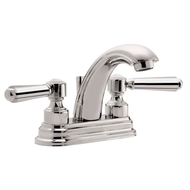 California Faucets Centerset Bathroom Sink Faucets item 3301-SRB