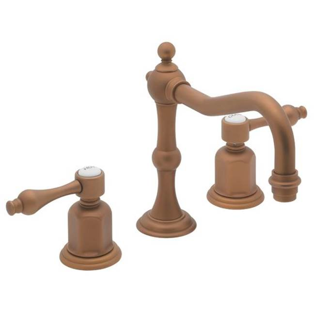 California Faucets Widespread Bathroom Sink Faucets item 3602-ABF