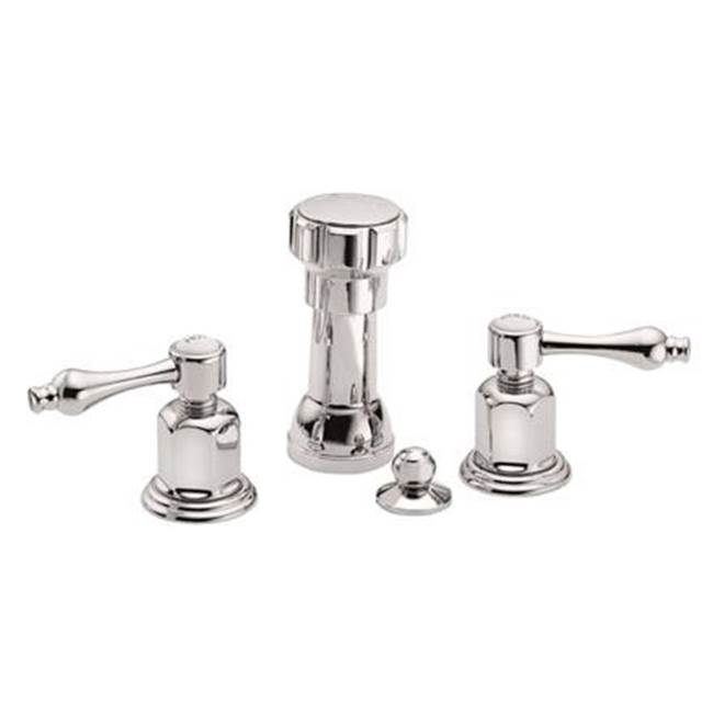 California Faucets  Bidet Faucets item 3604-RBZ