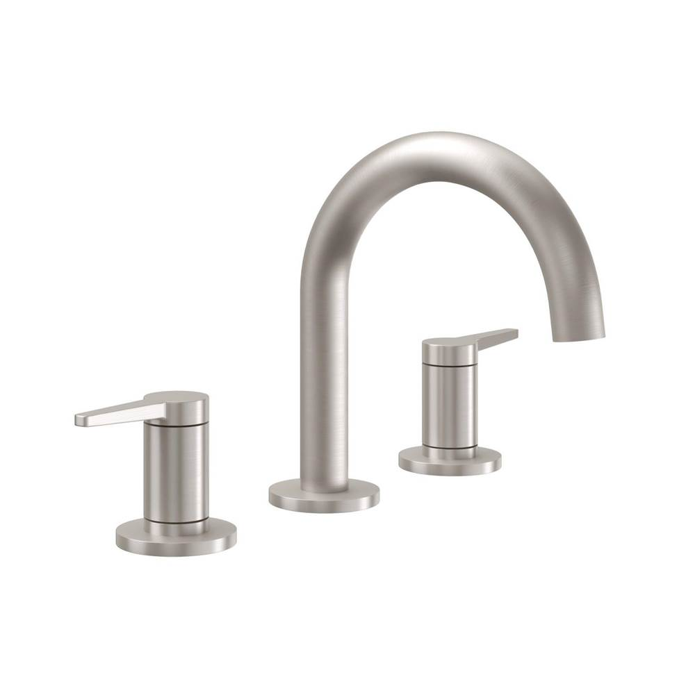 California Faucets Widespread Bathroom Sink Faucets item 5302M-MWHT