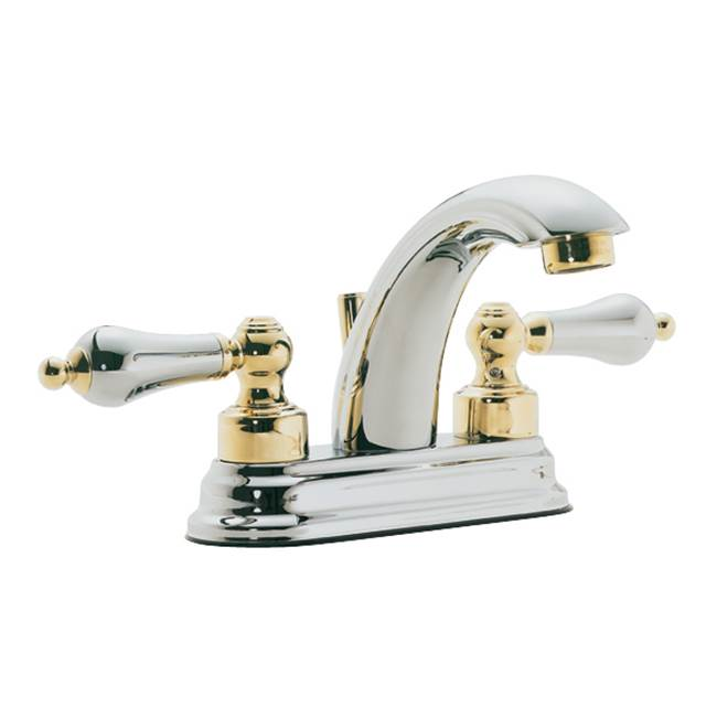 California Faucets Centerset Bathroom Sink Faucets item 5501-PN