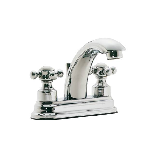 California Faucets Centerset Bathroom Sink Faucets item 6001-LSG