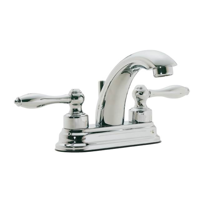 California Faucets Centerset Bathroom Sink Faucets item 6401-BIS