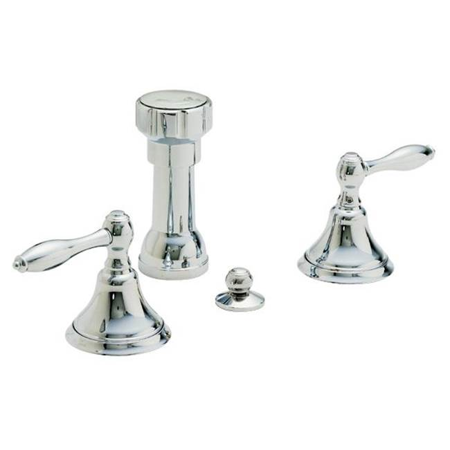 California Faucets  Bidet Faucets item 6404-MOB