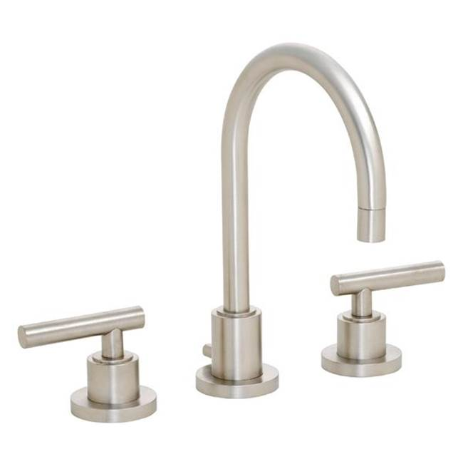 California Faucets Widespread Bathroom Sink Faucets item 6602Z-BTB