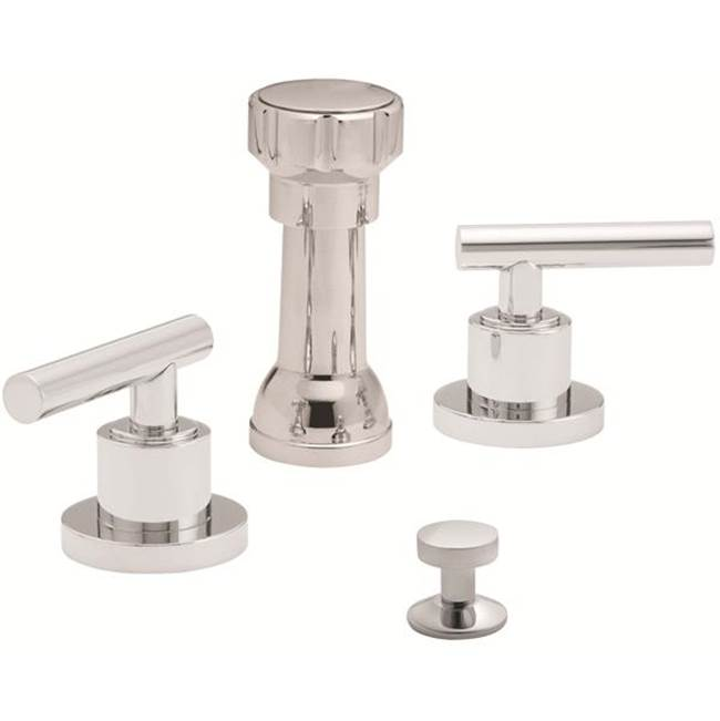 California Faucets  Bidet Faucets item 6604-GRP