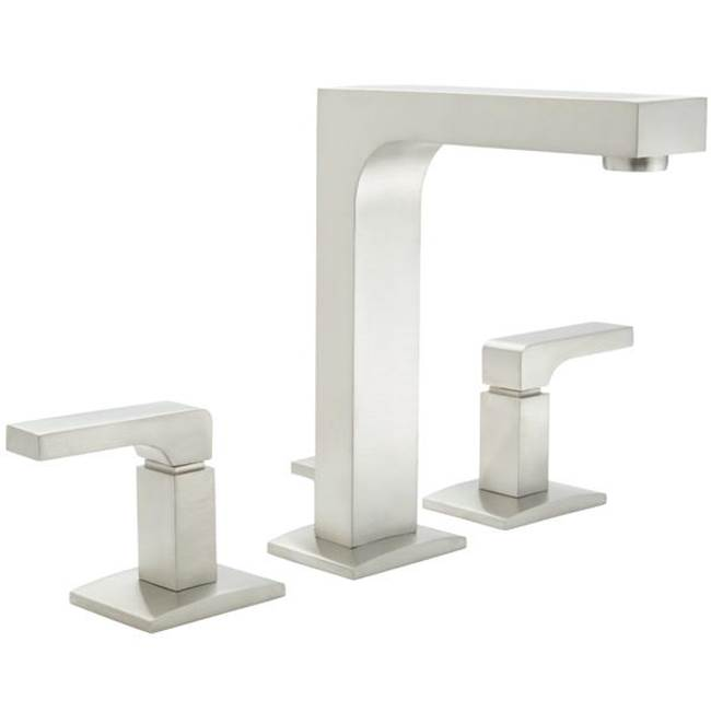 California Faucets Widespread Bathroom Sink Faucets item 7002ZB-SS