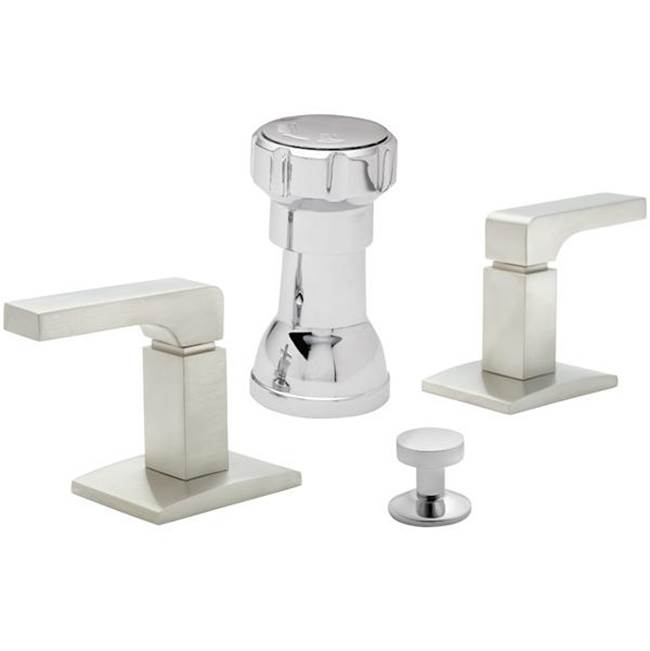 California Faucets  Bidet Faucets item 7004-SRB