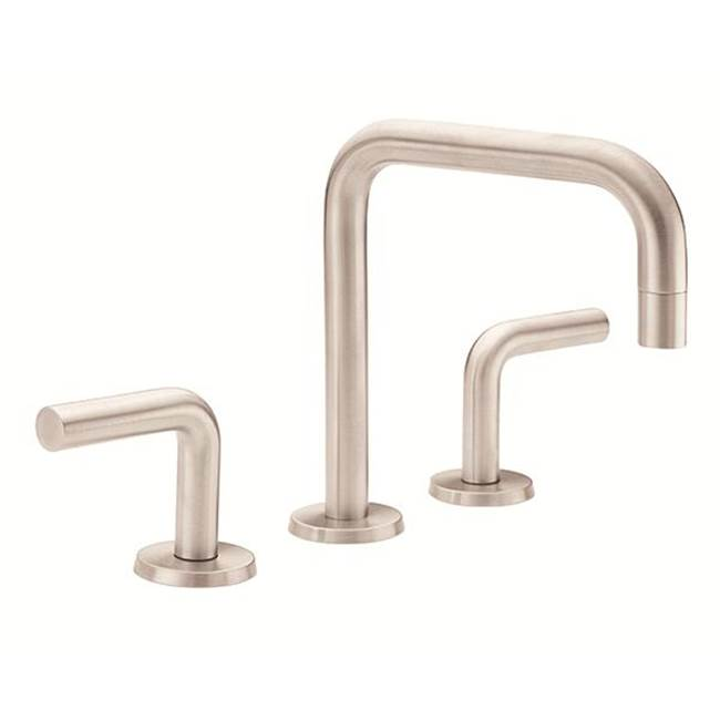 California Faucets Widespread Bathroom Sink Faucets item 7402ZB-SC