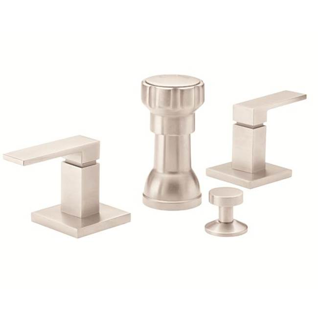 California Faucets  Bidet Faucets item 7704-LSG