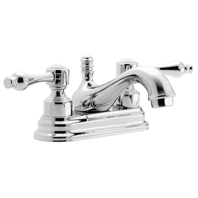 California Faucets Centerset Bathroom Sink Faucets item T3601-LSG