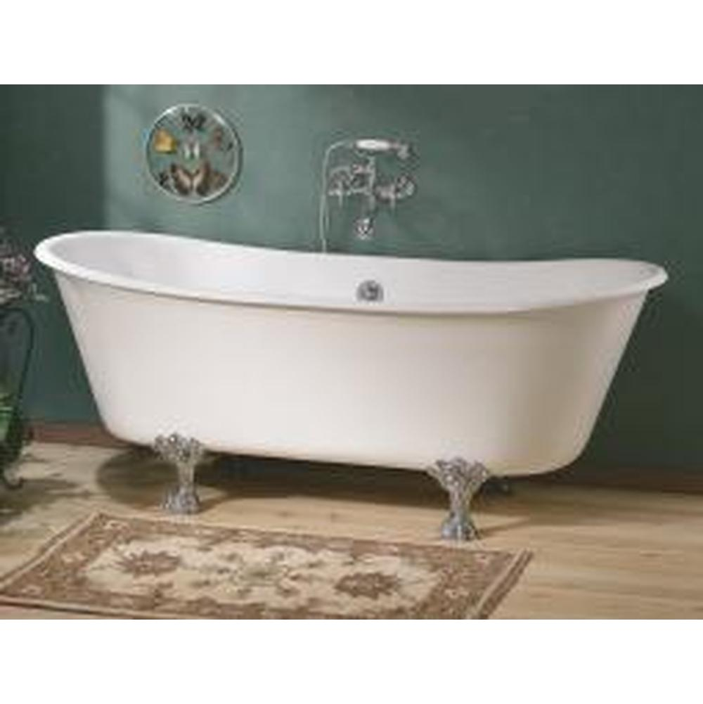 Cheviot Products Clawfoot Soaking Tubs item 2122-WW-PN