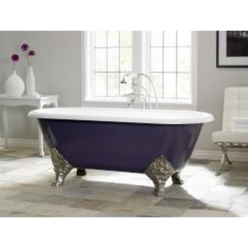 Cheviot Products Clawfoot Soaking Tubs item 2160-WC-6-CH