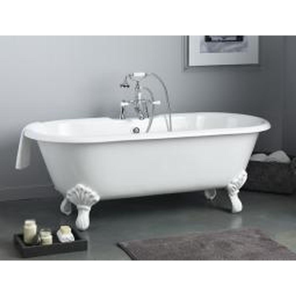 Cheviot Products Free Standing Soaking Tubs item 2169-WW-BN