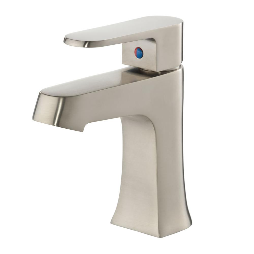 Cheviot Products Single Hole Bathroom Sink Faucets item 5216-BN