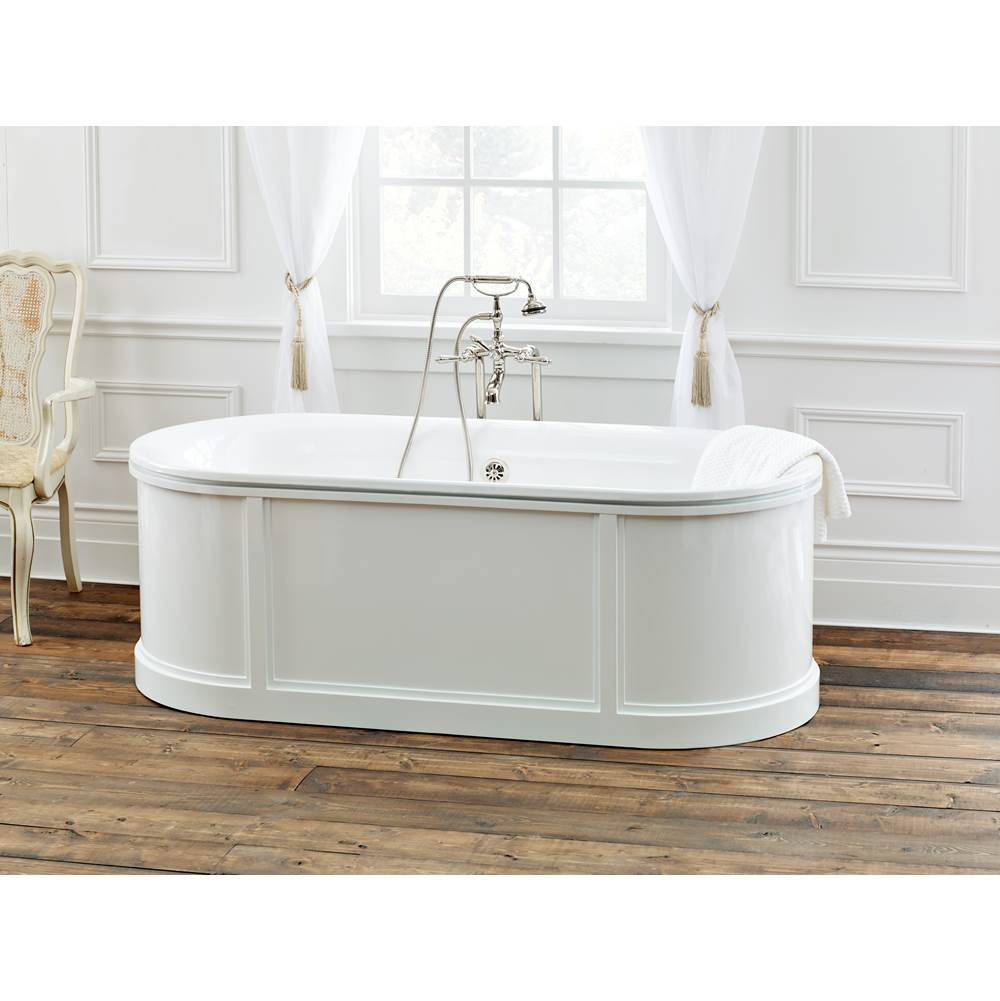 Cheviot Products Free Standing Soaking Tubs item 2141-WW