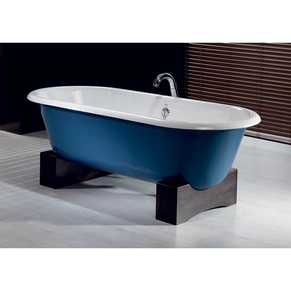 Cheviot Products Free Standing Soaking Tubs item 2128-WW-8-FO