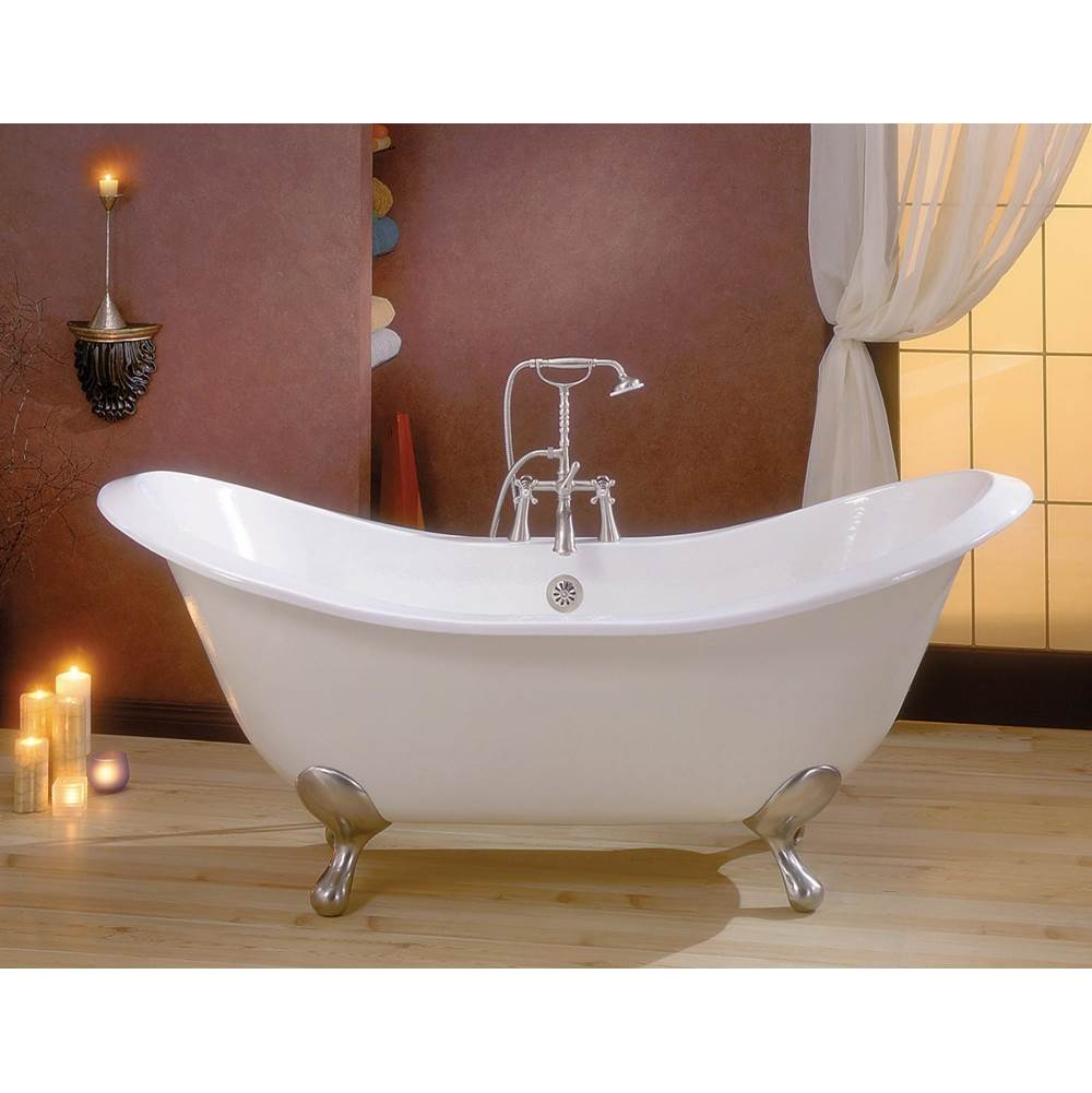 Cheviot Products Clawfoot Soaking Tubs item 2112-BB-8-PN