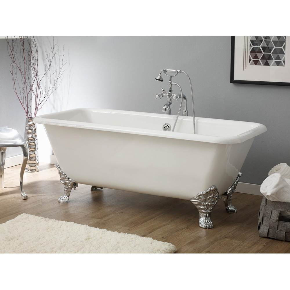 Cheviot Products Clawfoot Soaking Tubs item 2173-WW-BN