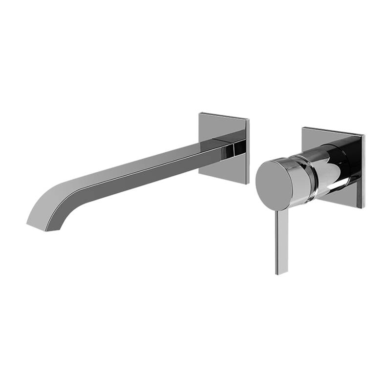 Graff Wall Mounted Bathroom Sink Faucets item G-6236-LM39W-PC-T