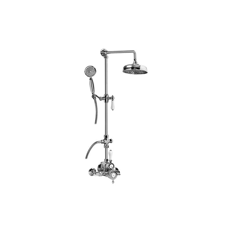 Graff Complete Systems Shower Systems item CD2.12-LC1S-PN