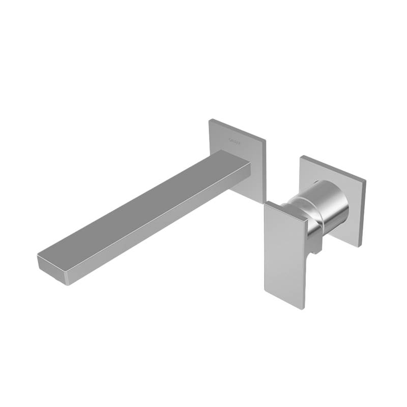 Graff Wall Mounted Bathroom Sink Faucets item G-11235-LM55W-PC-T