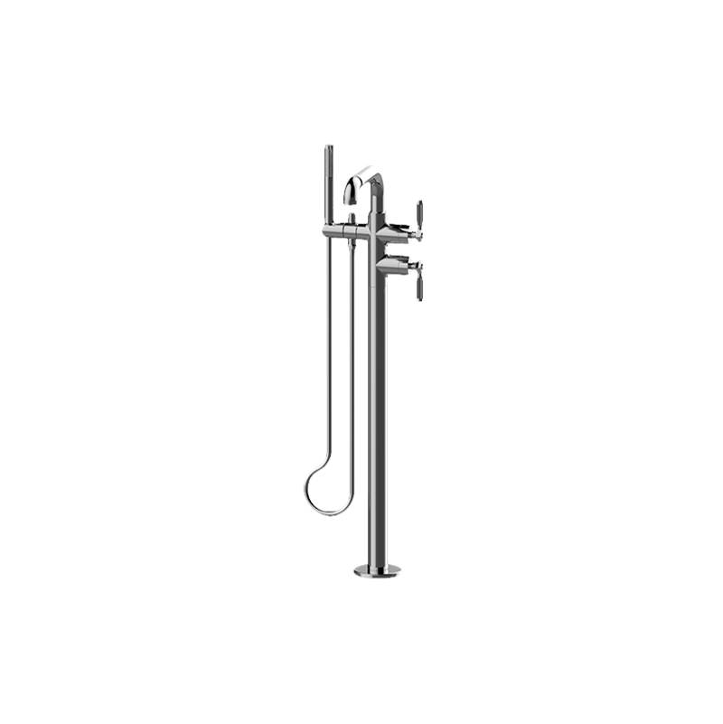 Graff Floor Mount Tub Fillers item G-11354-LM56B-OB-T