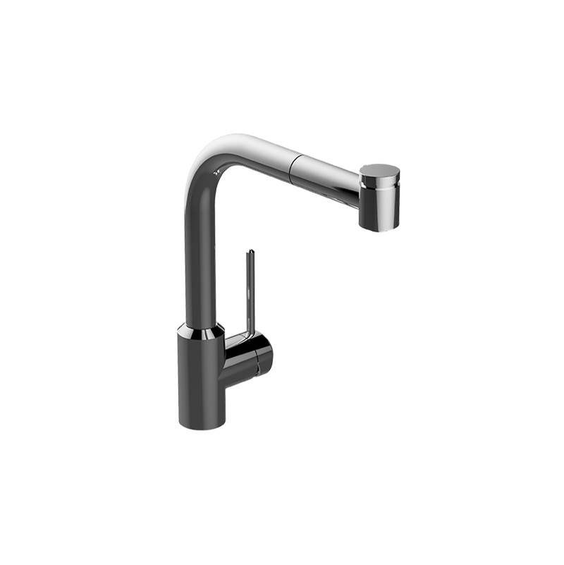 Graff Pull Out Faucet Kitchen Faucets item G-4625-LM41K-OX