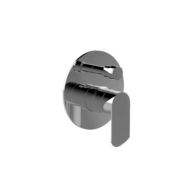 Graff Pressure Balance Trims With Integrated Diverter Shower Faucet Trims item G-7080-LM45S-PN-T