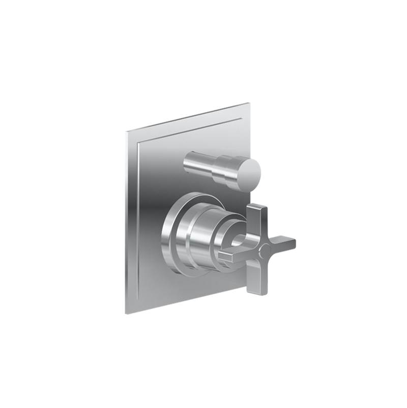 Graff Pressure Balance Trims With Integrated Diverter Shower Faucet Trims item G-7085-C15S-OB-T